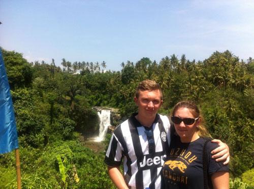 tegenungan waterfall - Best Bali Tour Experience