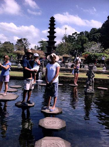 Tirta Gangga - Kintamani Tour with Ubud Village