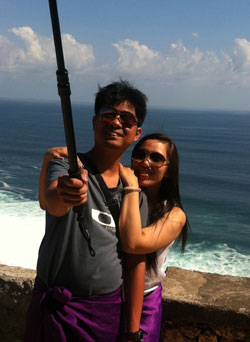 Wikie Sherin - Best Bali Tour Experience
