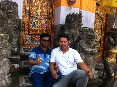 With Anwar - Best Bali Tour Experience
