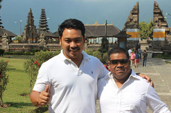 With Noyon - Best Bali Tour Experience